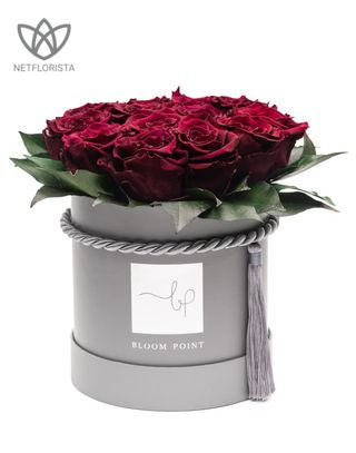 ROSENBOX ART M DARK RED