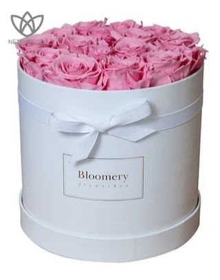 BABY PINK Flowerbox Large