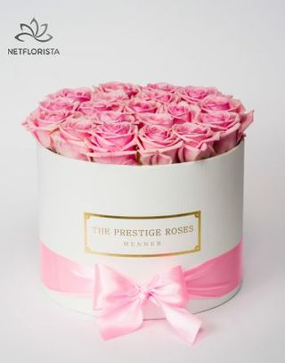 The Prestige Roses Közepes Henger Box