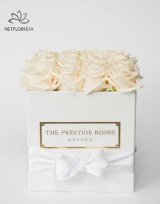 The Prestige Roses Kocka Box