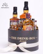 Jack Daniel's+Chivas Regal Box