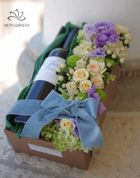 Wineflower box